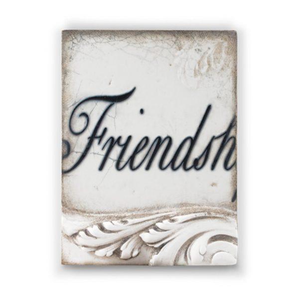 SID DICKENS FRIENDSHIP BLOCK