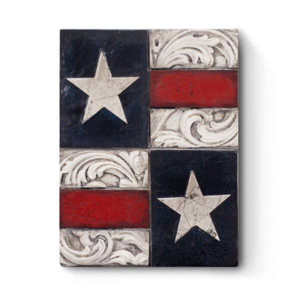 SID DICKENS STAR SPANGLED BANNER BLOCK