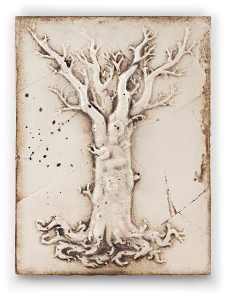 SID DICKENS TREE OF LIFE - EVOLUTION BLOCK