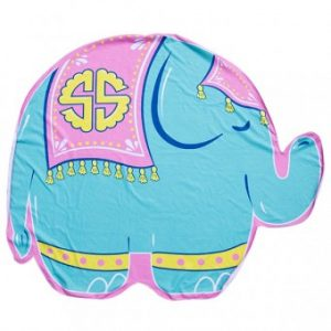 SIMPLY SOUTHERN ELEPHANT TOWEL