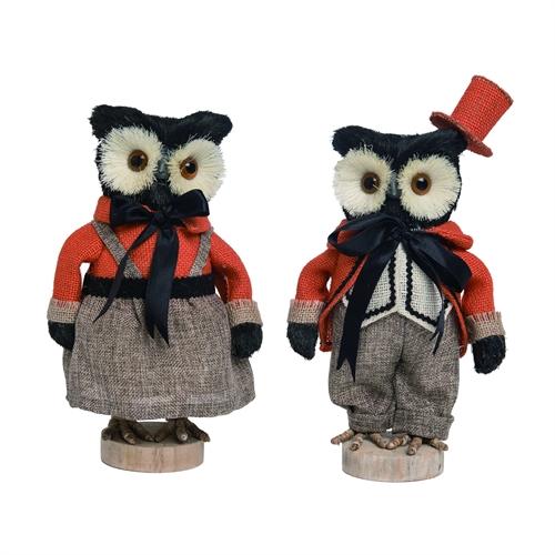 SISAL DAPPER OWLS