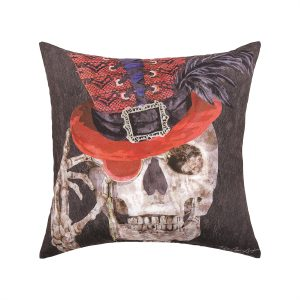 SKULLTASTIC PILLOW