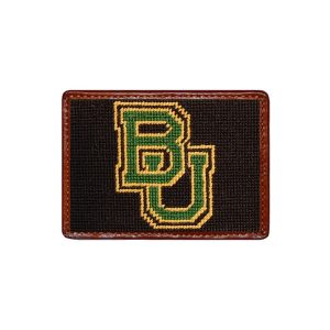 SMATHERS & BRANSON BAYLOR CREDIT CARD WALLET