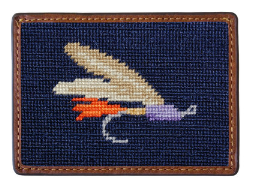 SMATHERS & BRANSON FLY FISHING CARD WALLET