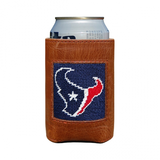 SMATHERS & BRANSON HOUSTON TEXANS COOZIE
