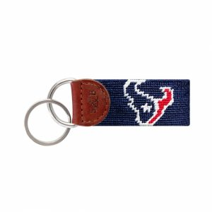 SMATHERS & BRANSON HOUSTON TEXANS KEY FOB