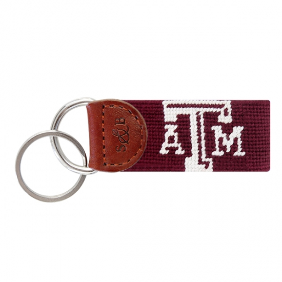 SMATHERS & BRANSON TEXAS A&M KEY FOB