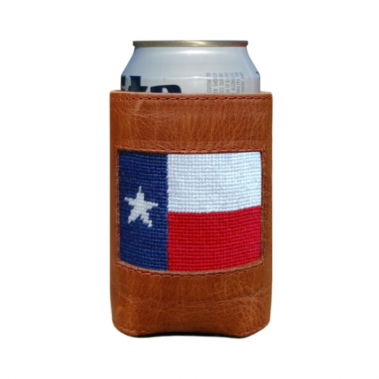 SMATHERS & BRANSON TEXAS FLAG COOZIE