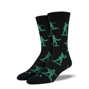 SOCKSMITH ARMY MEN SOCKS