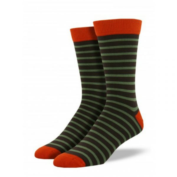SOCKSMITH BAMBOO SAILOR STRIPE SOCKS