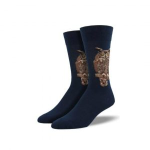SOCKSMITH GREAT HORNED OWL SOCKS
