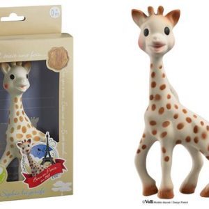 SOPHIE LA GIRAFE TEETHER TOY