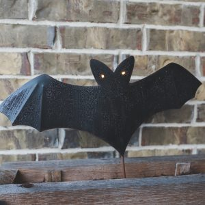 SPOOKY BAT LIGHT UP