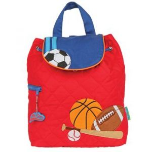 SPORTS QUILTED BACKPACK