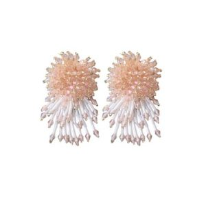 ST ARMANDS DESIGNS CONFETTI DROP TASSEL EARRINGS