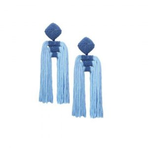 ST ARMANDS DESIGNS LA JOLLA ALL DAY TASSEL EARRINGS