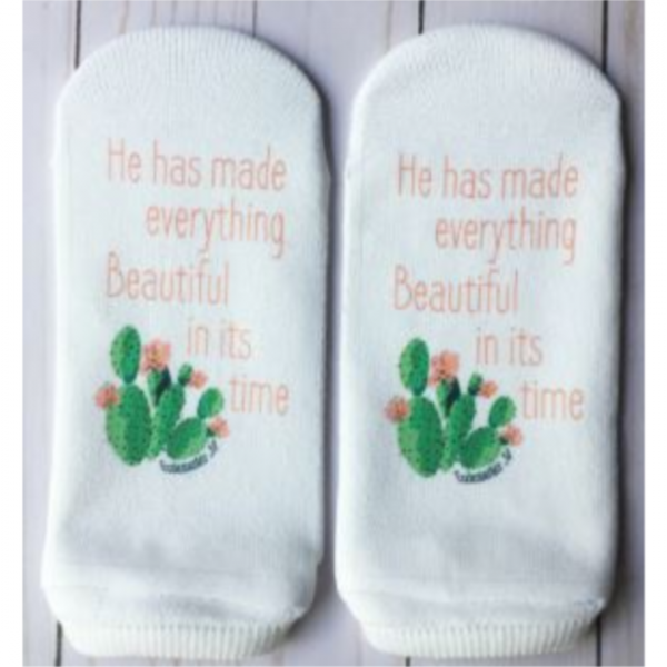 STANDING ON THE WORD SOCKS - ECCLESIASTES 3:11