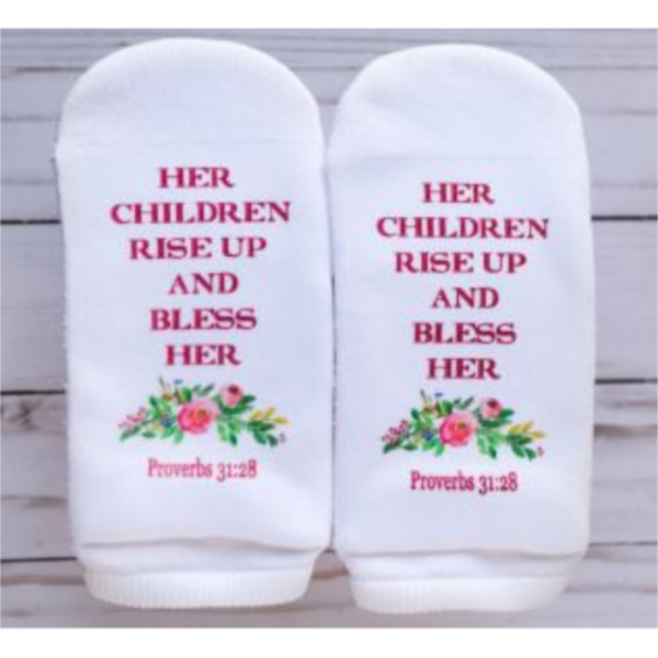 STANDING ON THE WORD SOCKS - PROVERBS