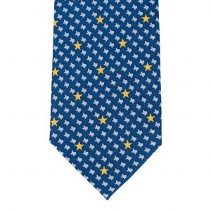 STARS OVER TEXAS TIE