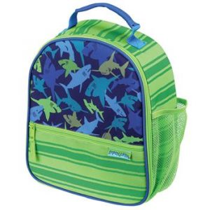 STEPHEN JOSEPH ALL OVER LUNCHBOX - SHARK