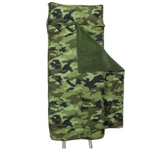 STEPHEN JOSEPH ALL OVER NAP MAT - CAMO