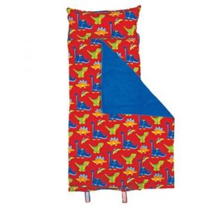 STEPHEN JOSEPH ALL OVER NAP MAT - DINO