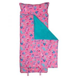 STEPHEN JOSEPH ALL OVER NAP MAT - PRINCESS