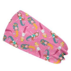 STEPHEN JOSEPH PINK MERMAID HEADBAND
