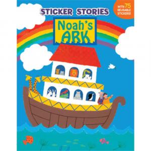 STICKER STORIES: NOAH'S ARK