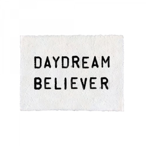 SUGARBOO DAYDREAM BELIEVER PAPER PRINT