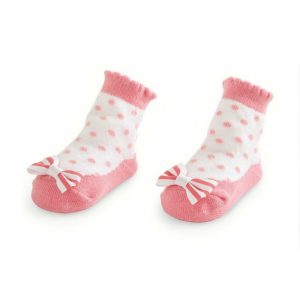 SUMMER FUN BOW SOCKS