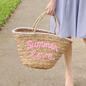 SUMMER LOVE BEACH BAG