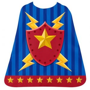 STEPHEN JOSEPH SUPERHERO BOY CAPE