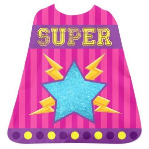 SUPERHERO GIRL CAPE