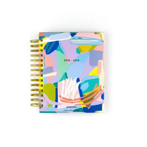SWEET CAROLINE DESIGNS ABSTRACT PRINT PLANNER