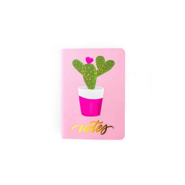 SWEET CAROLINE DESIGNS CACTUS NOTES JOURNAL