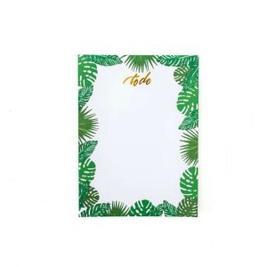 SWEET CAROLINE DESIGNS TO DO PALM NOTEPAD