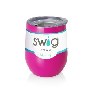 SWIG STEMLESS WINE CUPS