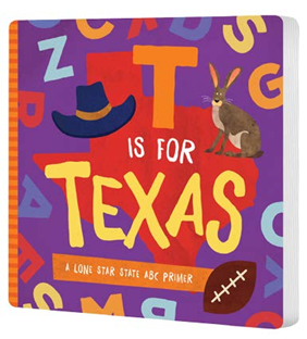 T IS FOR TEXAS BOOK