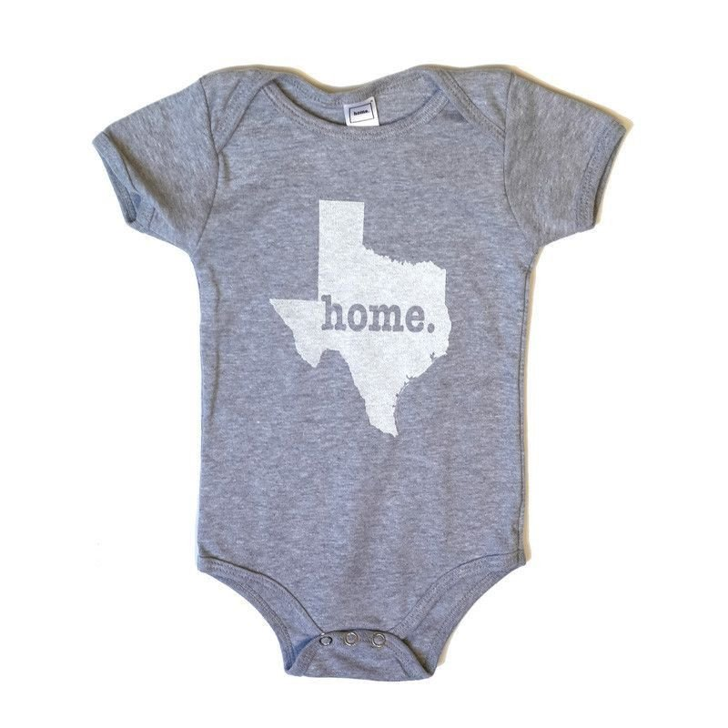 TEXAS HOME T ONESIE