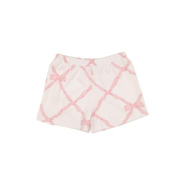 THE BEAUFORT BONNET COMPANY SHIPLEY SHORTS - BELLE MEADE BOW