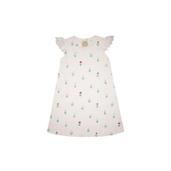 THE BEAUFORT BONNET COMPANY TRAVILAH TULIP - POLLY PLAY DRESS