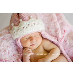 THE DAISY BABY ABIGAIL HAT