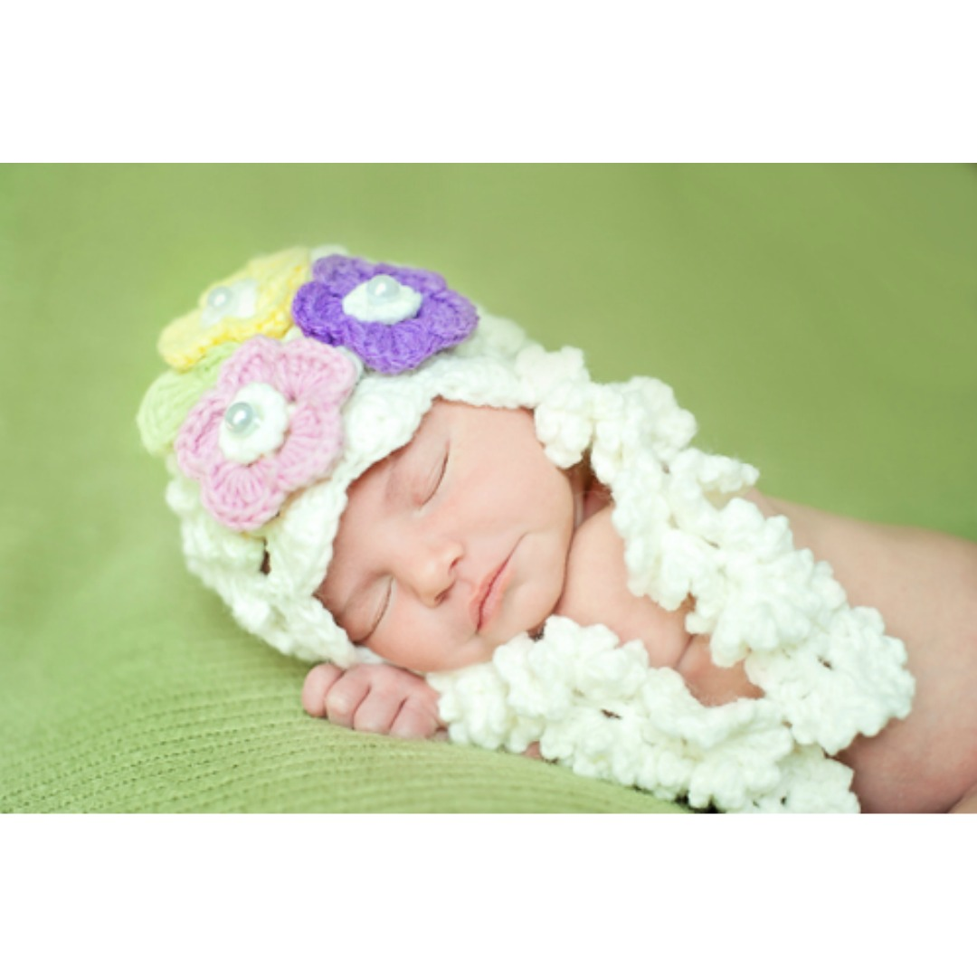 THE DAISY BABY JOSEPHINE HAT
