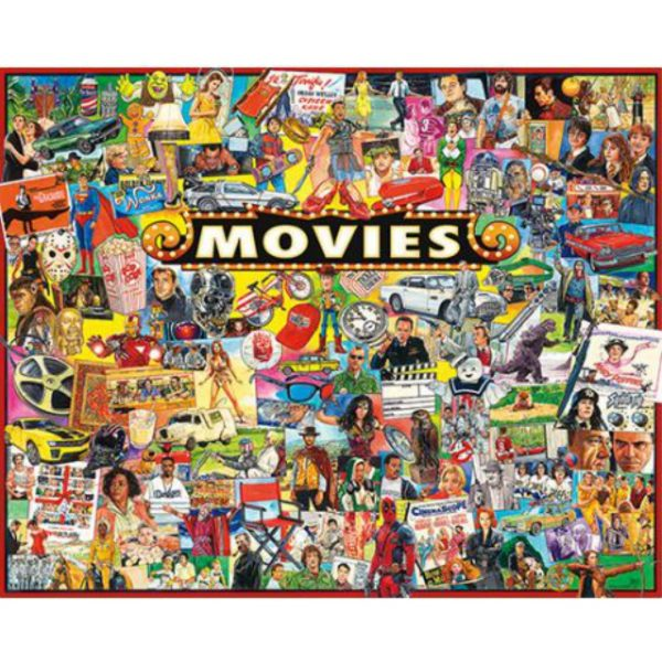 THE MOVIES PUZZLE