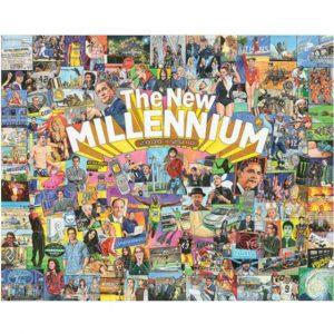 THE NEW MILLENNIUM PUZZLE