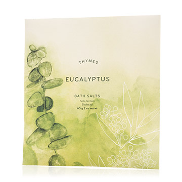 THYMES EUCALYPTUS BATH SALTS ENVELOPE