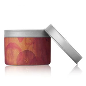 THYMES SIMMERED CIDER CANDLE TRAVEL TIN
