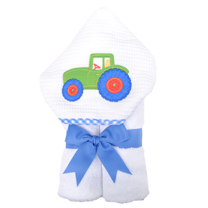 TRACTOR EVERYKID TOWEL