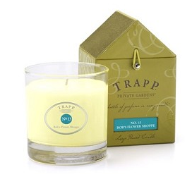 TRAPP FRAGRANCES BOB'S FLOWER SHOPPE CANDLE